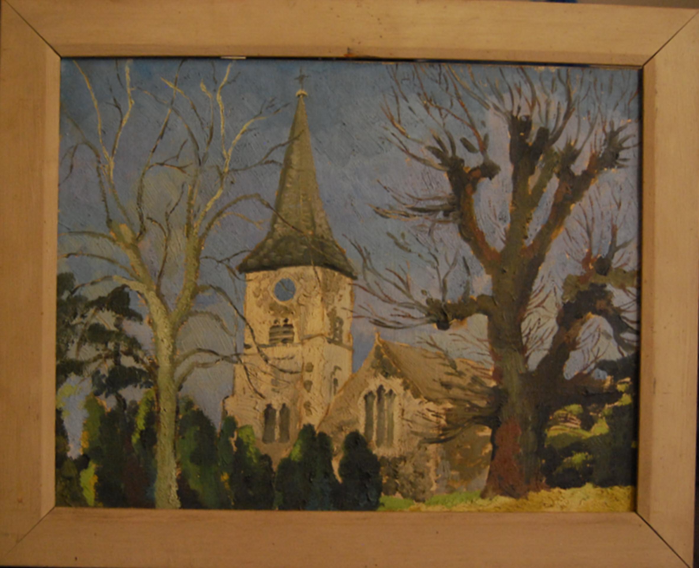 Chislehurst Church